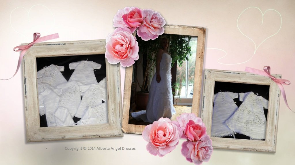 Donated by: Cottonwood Bridal (High River)