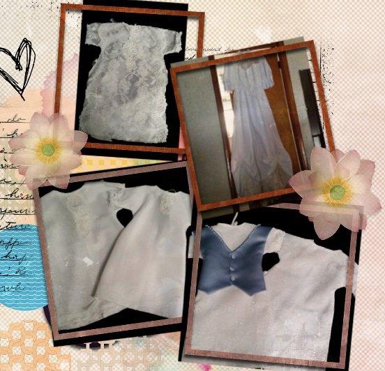 Donated by Patricia Brown Seamstress Vivian Onushko