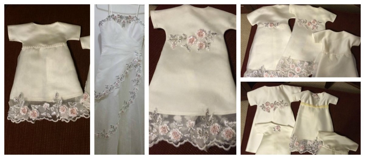 Donated by Rochelle McAdam in memory of Lily ♥ Seamstress Debbie Rudd