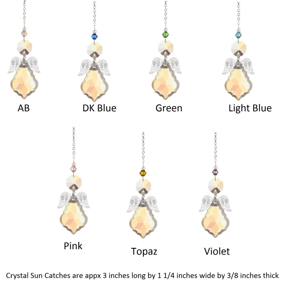 suncatchers 7 colors